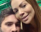 Solange Almeida revela que tinha vergonha do noivo 17 anos mais novo