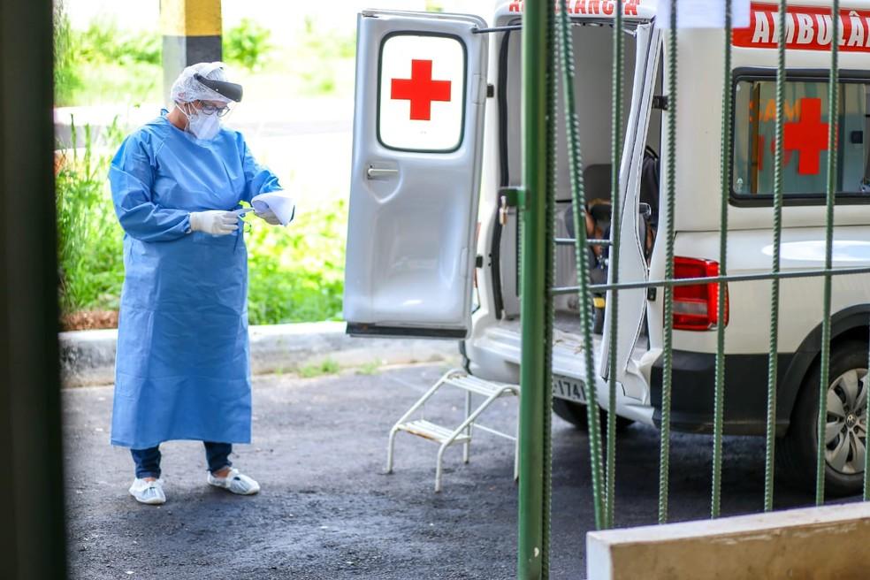 Teresina não registra mortes por Covid-19 pelo segundo dia - Foto: Sesapi