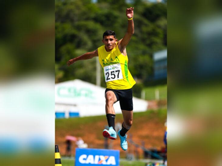 Piauiense leva 1º lugar no Campeonato Brasileiro de Atletismo Sub-18