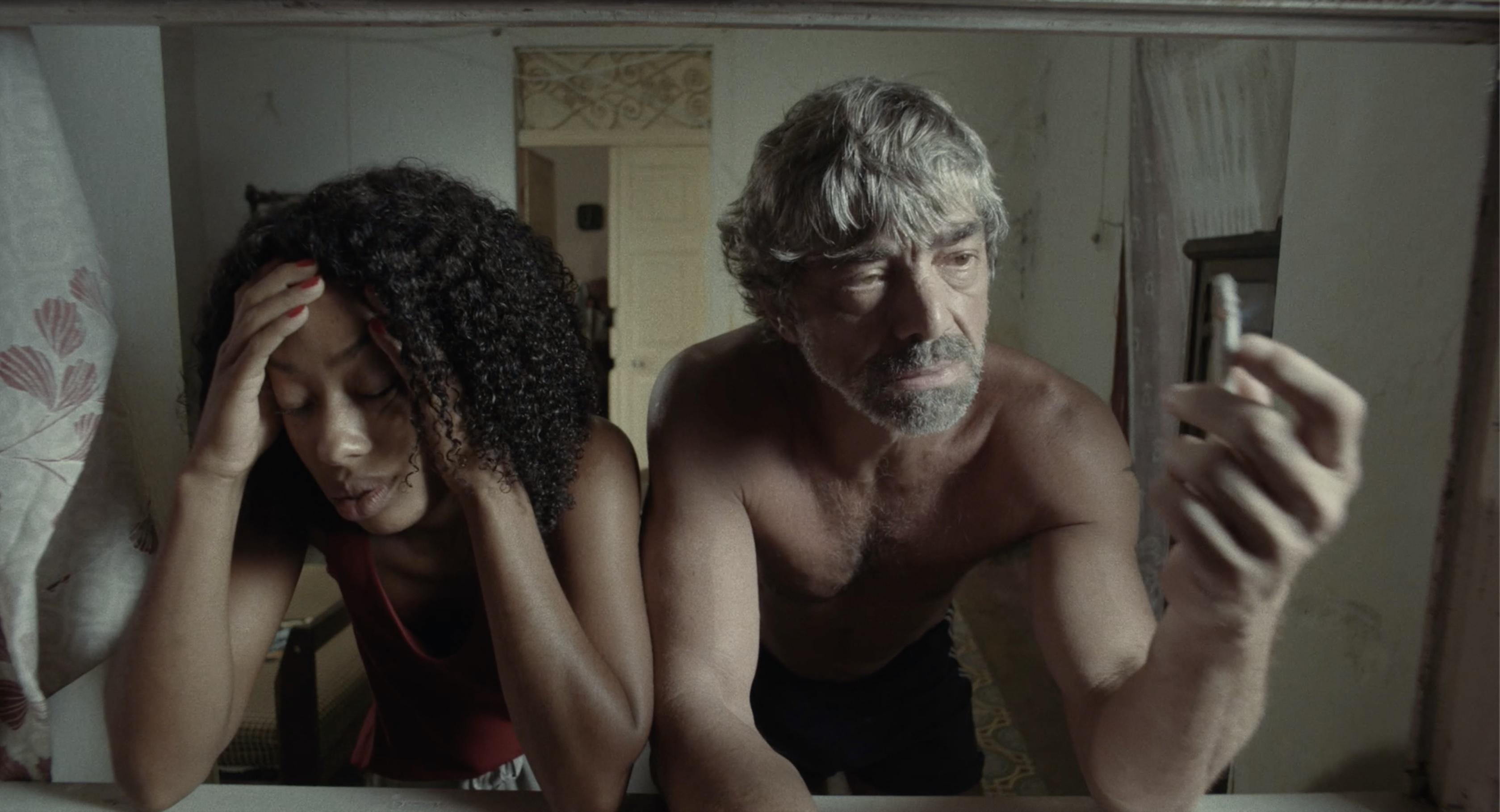 """""""A Morte Habita à Noite"""", de Eduardo Morotó, com Mariana Nunes e Roney Villela, abre a Competitiva Ibero-americana de Longa-metragem"""