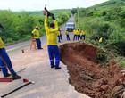 PI: Governo trabalha na recuperação de rodovias atingidas pelas chuvas