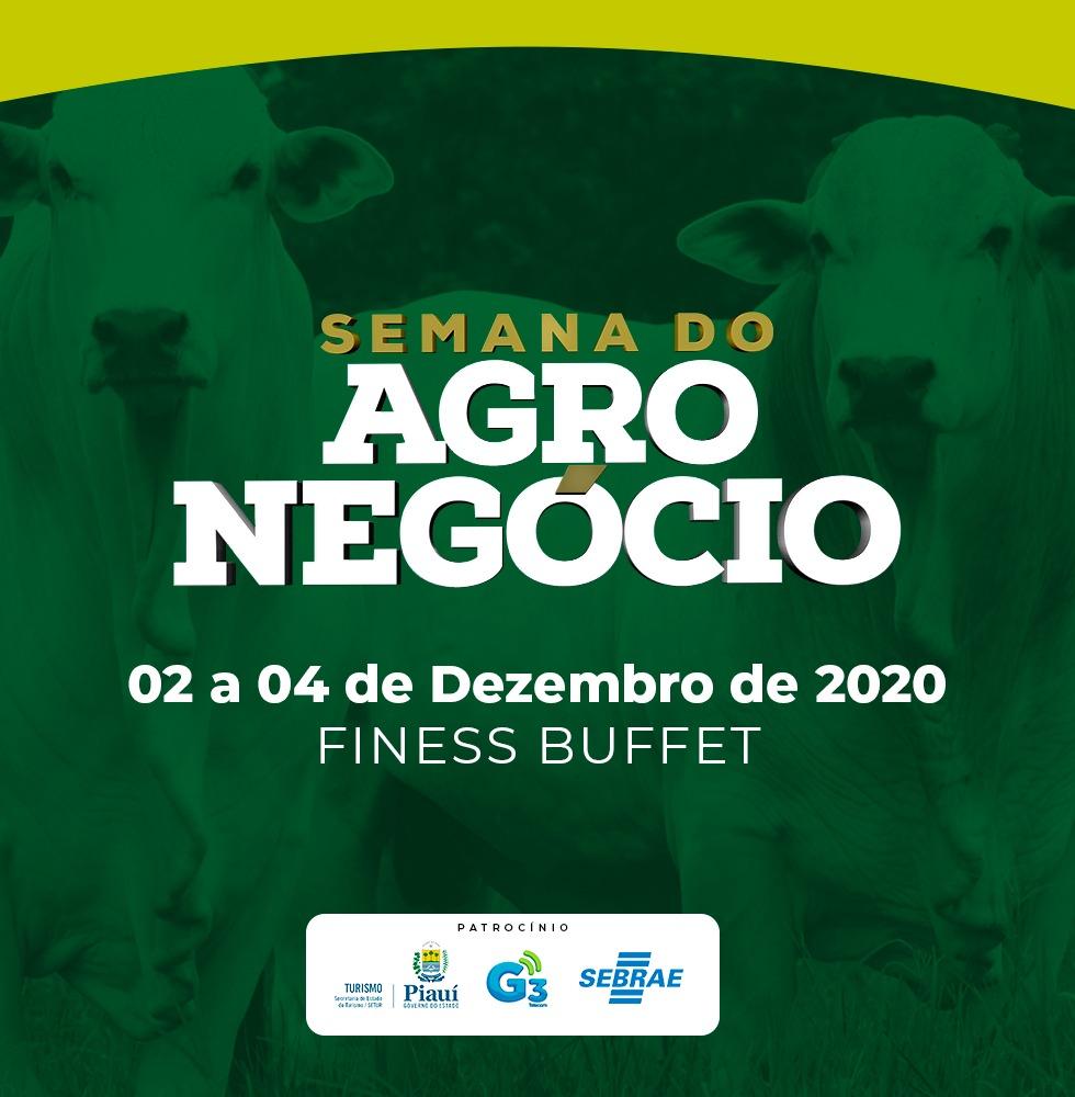Semana do Agronegócio acontece de 02 a 04 de dezembro em Teresina - Imagem 1
