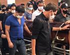 Corpo do pai de Zezé Di Camargo e Luciano é sepultado em Goiânia
