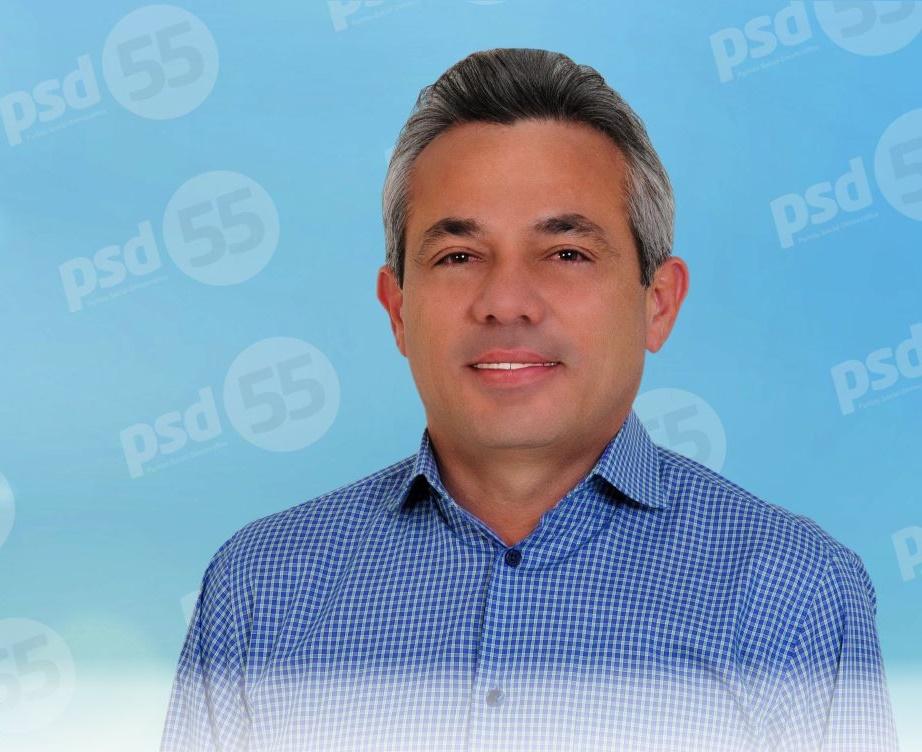 Prefeito eleito da cidade de Barras, Edilson Capote
