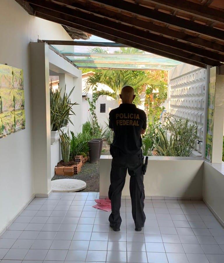 Operação: PF cumpre mandados na casa do prefeito eleito de Barras  - Imagem 3