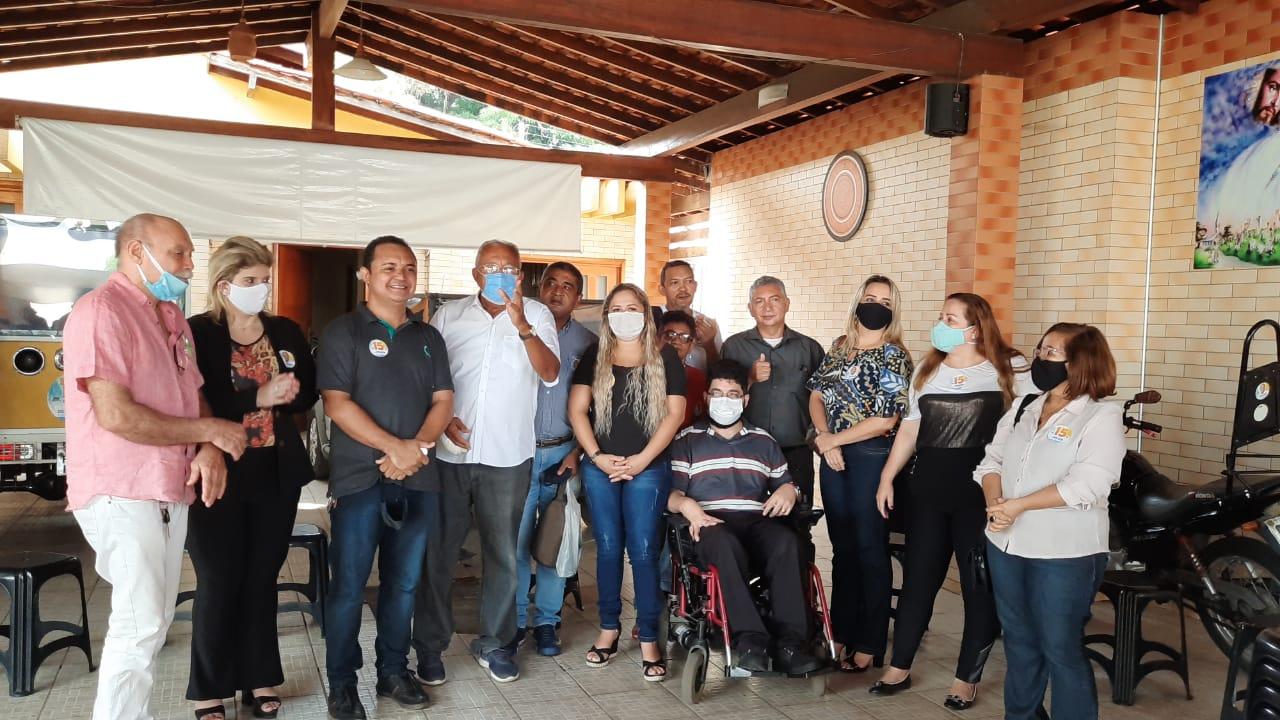 Suplentes de vereador do Solidariedade confirmam apoio a Dr. Pessoa - Imagem 1