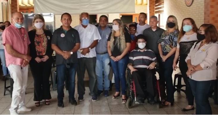 Vereadores suplentes do Solidariedade declaram apoio à Dr. Pessoa - Imagem 1