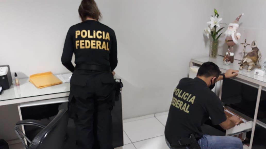PF investiga corrupção eleitoral e transporte irregular de eleitores em benefício de candidato a vereador em Teresina