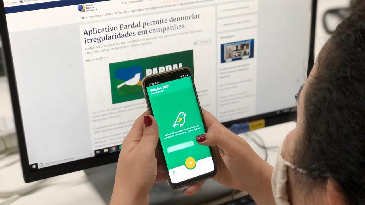 THE: App Pardal registra 260 denúncias de irregularidades nas eleições - Imagem 1