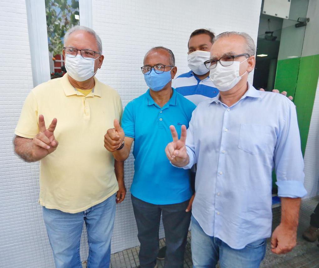 Firmino vota com Kleber Montezuma - Foto: Ascom