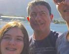Filha de Tom Veiga, que fez 15 anos no dia de sua morte, se pronuncia