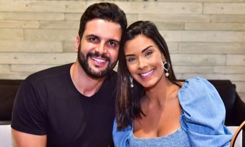Rogério Fernandes e Ivy Moraes