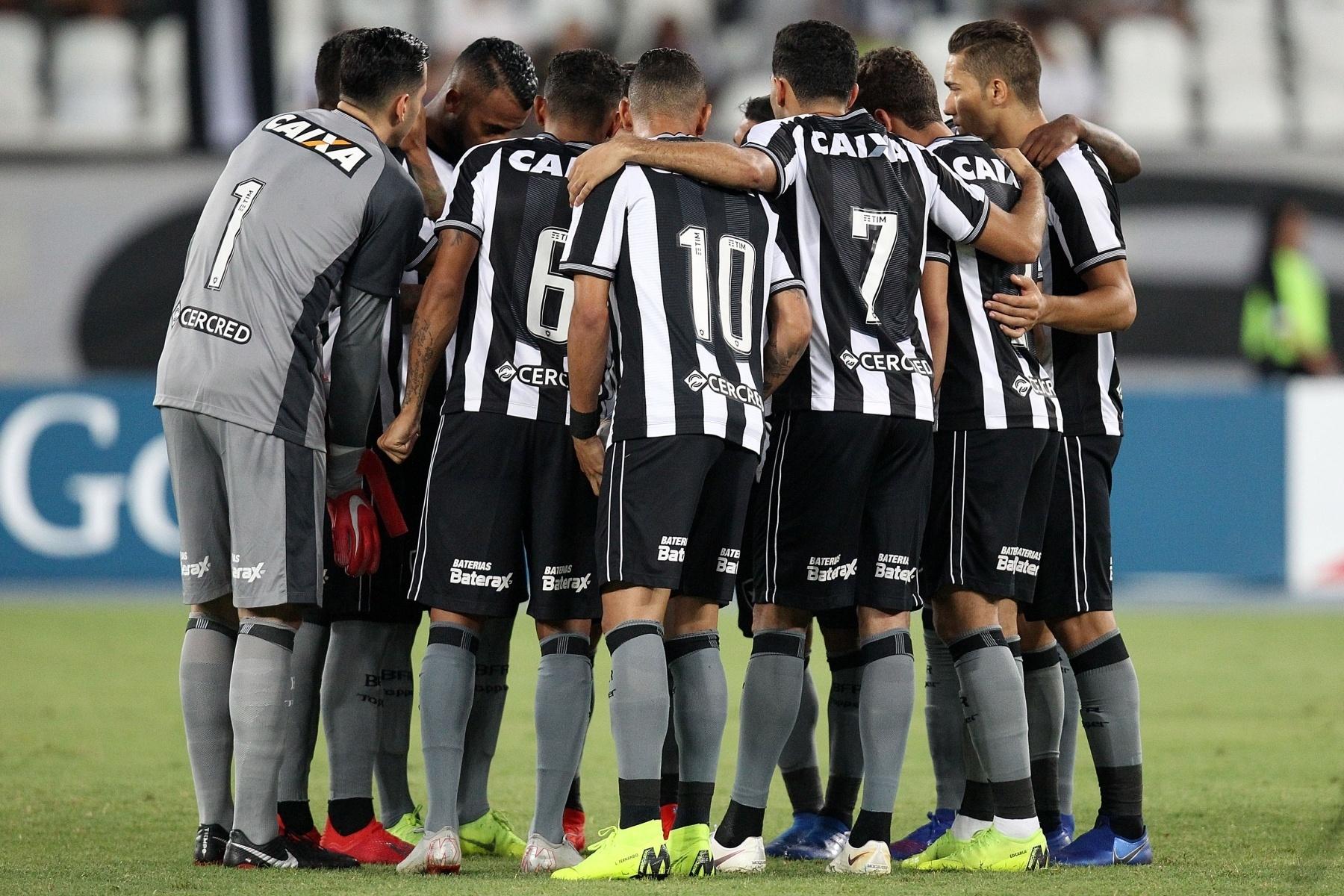 Botafogo reformulou seu elenco para 2020