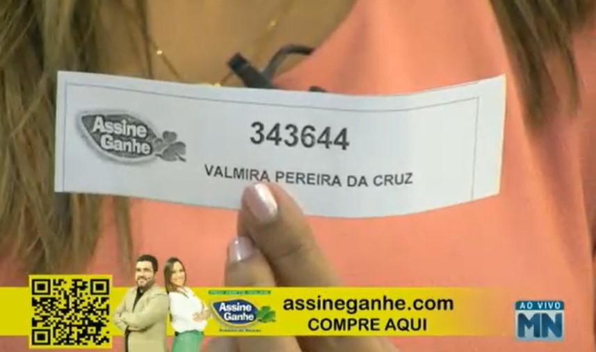 Assine Ganhe: 36ª sorteada ganha Smart TV; confira números! - Imagem 1