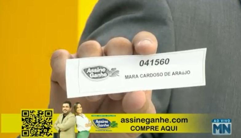 Assine Ganhe: 37ª sorteada ganha Smartphone; confira números! - Imagem 1