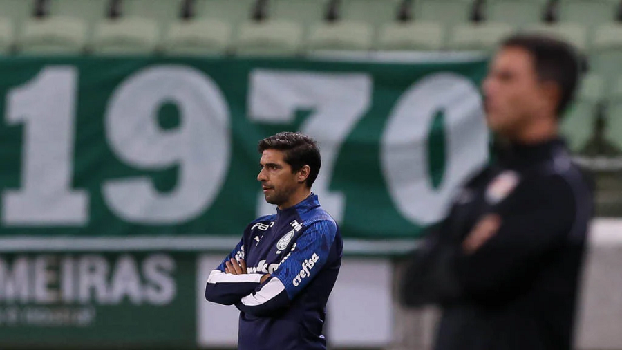 Técnico português é o segundo estrangeiro no Verdão-Foto: Cesar Greco