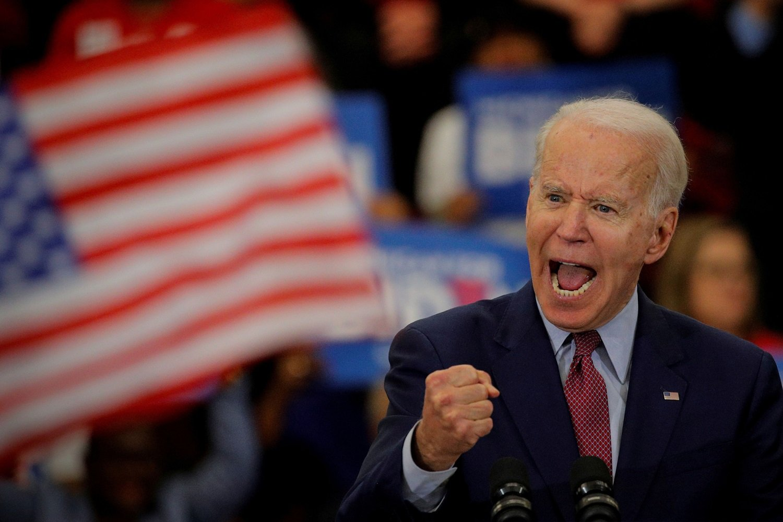 Novo presidente dos Estados Unidos, Joe Biden / Crédito: Brendan McDermid/Reuters
