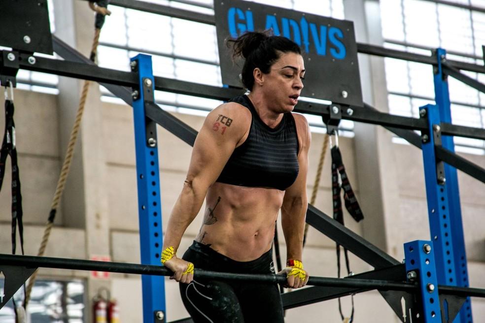 Raquel era uma atleta- Foto: Jonathan Camargo