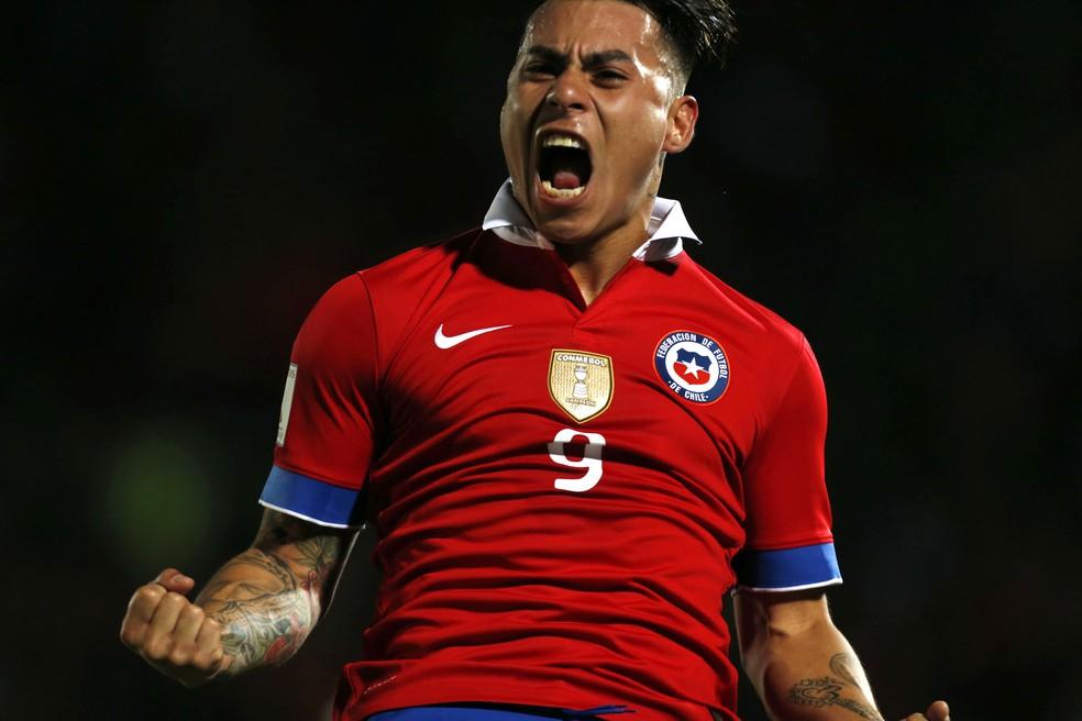 Primeiro chileno do Atlético-MG, Vargas fica fora de convocação - Imagem 1