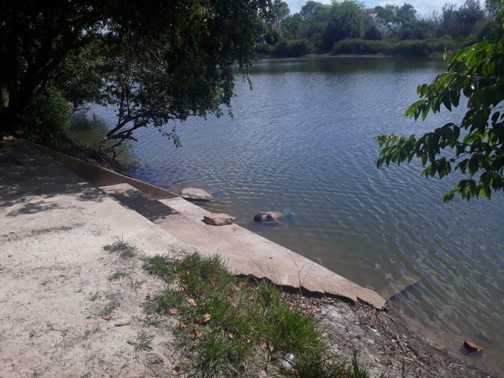 Corpo de jovem é encontrado em rio em Barras - Foto: Divulgação
