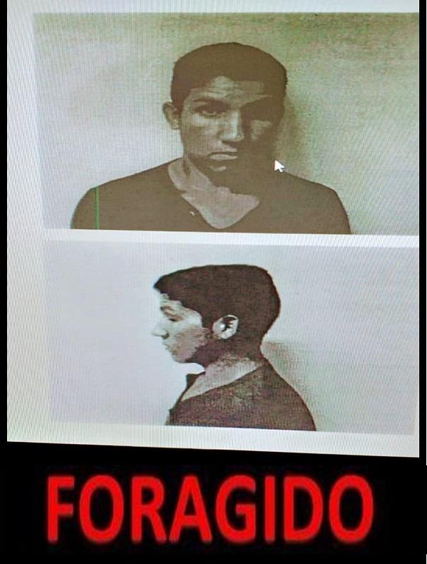 Gerson Santos Borges era foragido do crime de homicídio