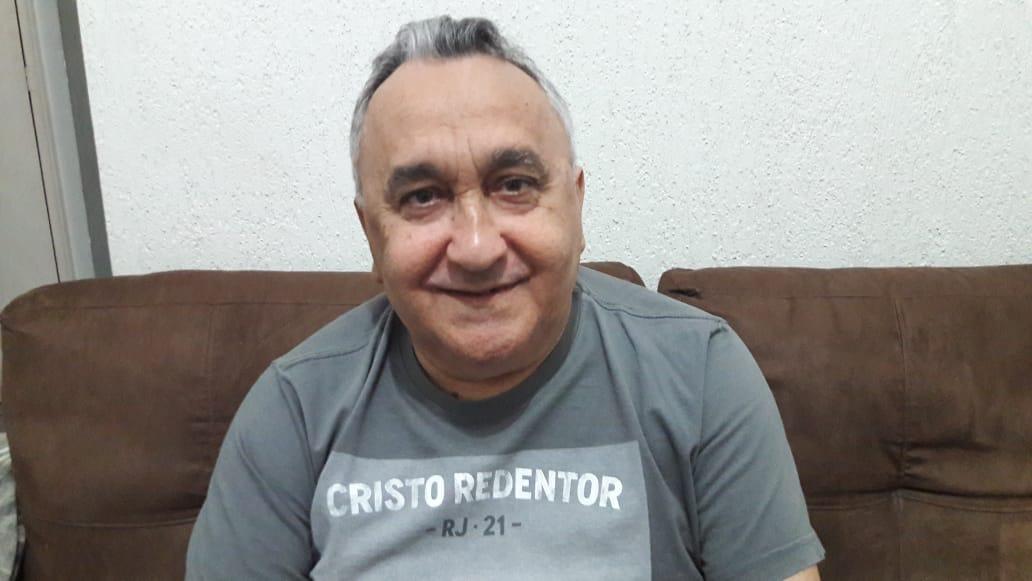 Jornalista Walteres Arraes (Foto: Reprodução / Facebook)
