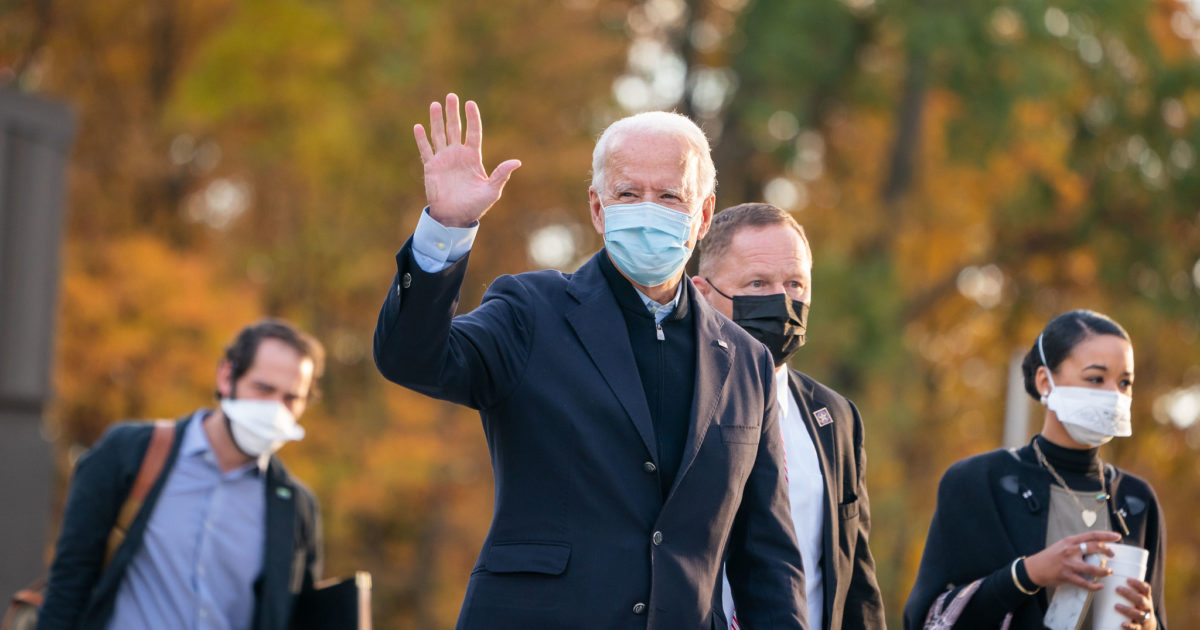 Joe Biden Foto: Reuters