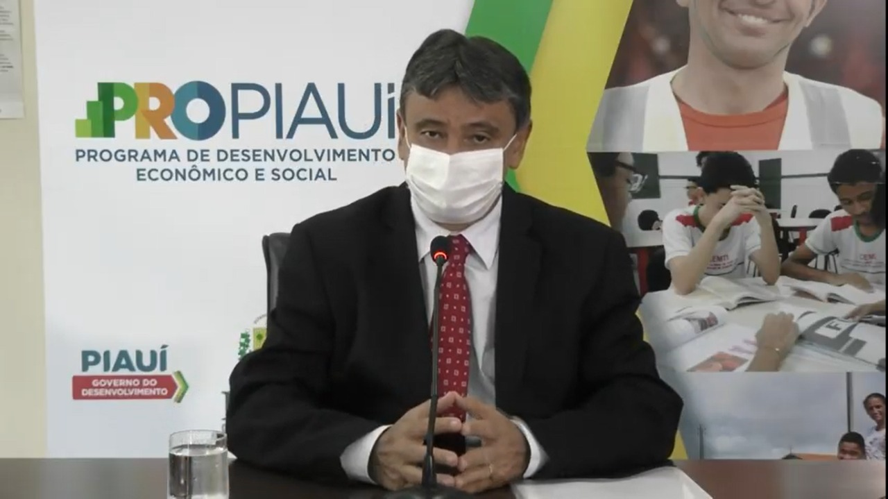 Governo do Piauí descarta novo lockdown no Piauí (Reprodução/ Youtube)
