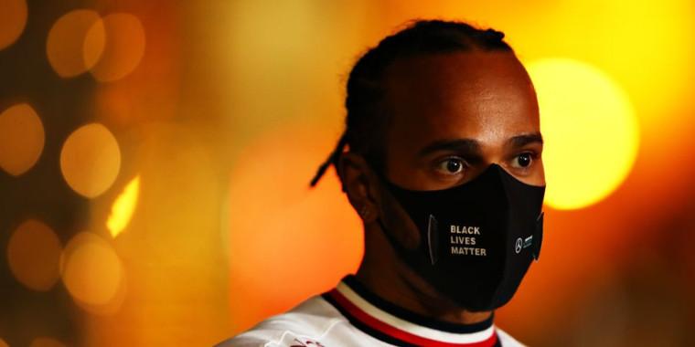Hamilton volta a correr na F1 no GP de Abu Dhabi