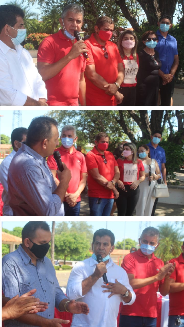 Deputado Paulo Martins participa de festividades alusivas ao aniversário de 25 anos de emancipação política de Jatobá do Piauí e reafirma o seu compromisso com o município e com as lideranças locais  - Imagem 3
