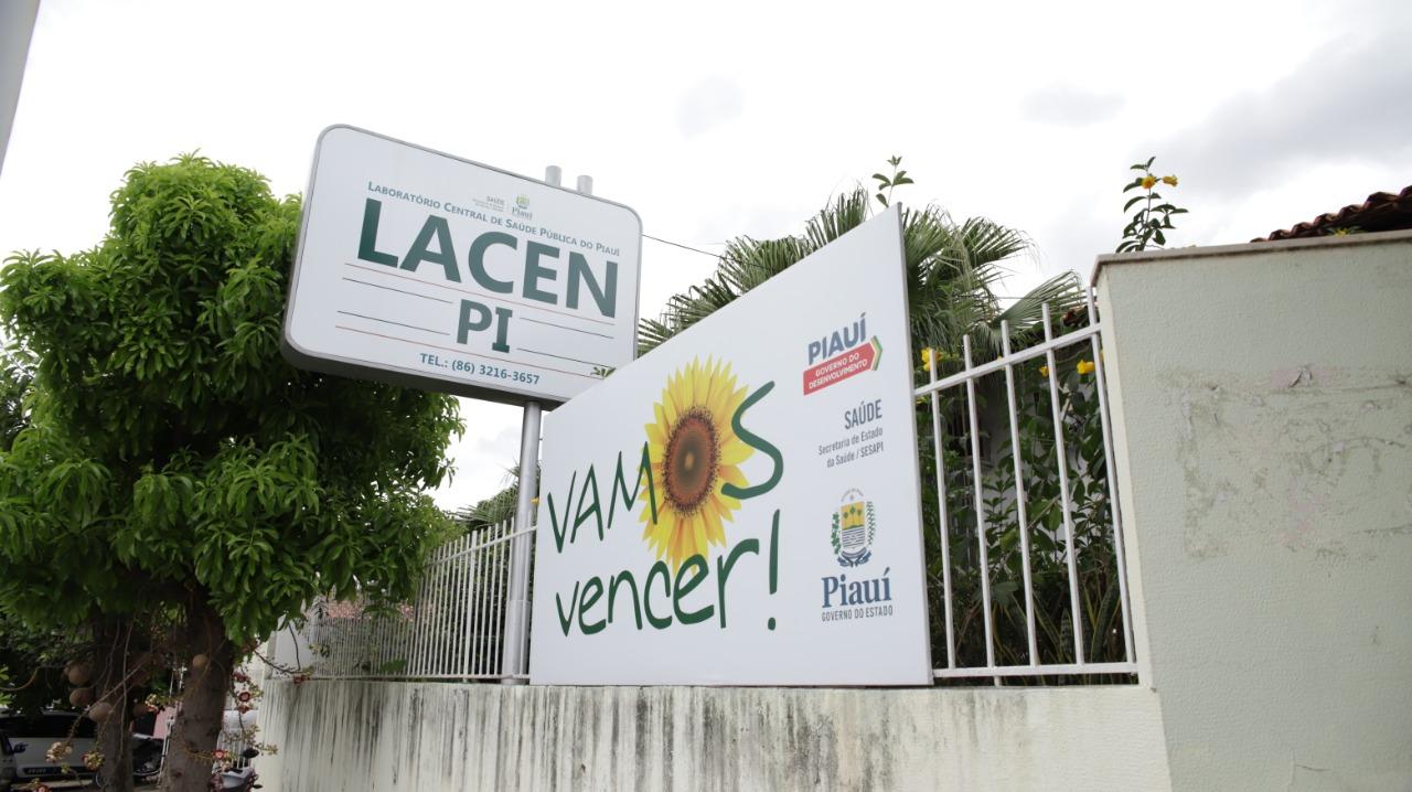 Lacen registra aumento no número de testes para a Covid-19  - Imagem 3