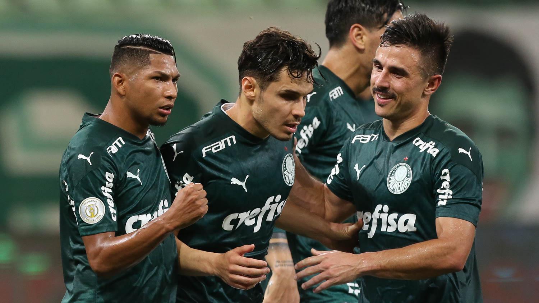 Palmeiras joga hoje com Livertad do Paraguai- Foto: Cesar Greco
