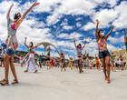 Projeto Samba Dança junta dançarinos em prol do combate à fome
