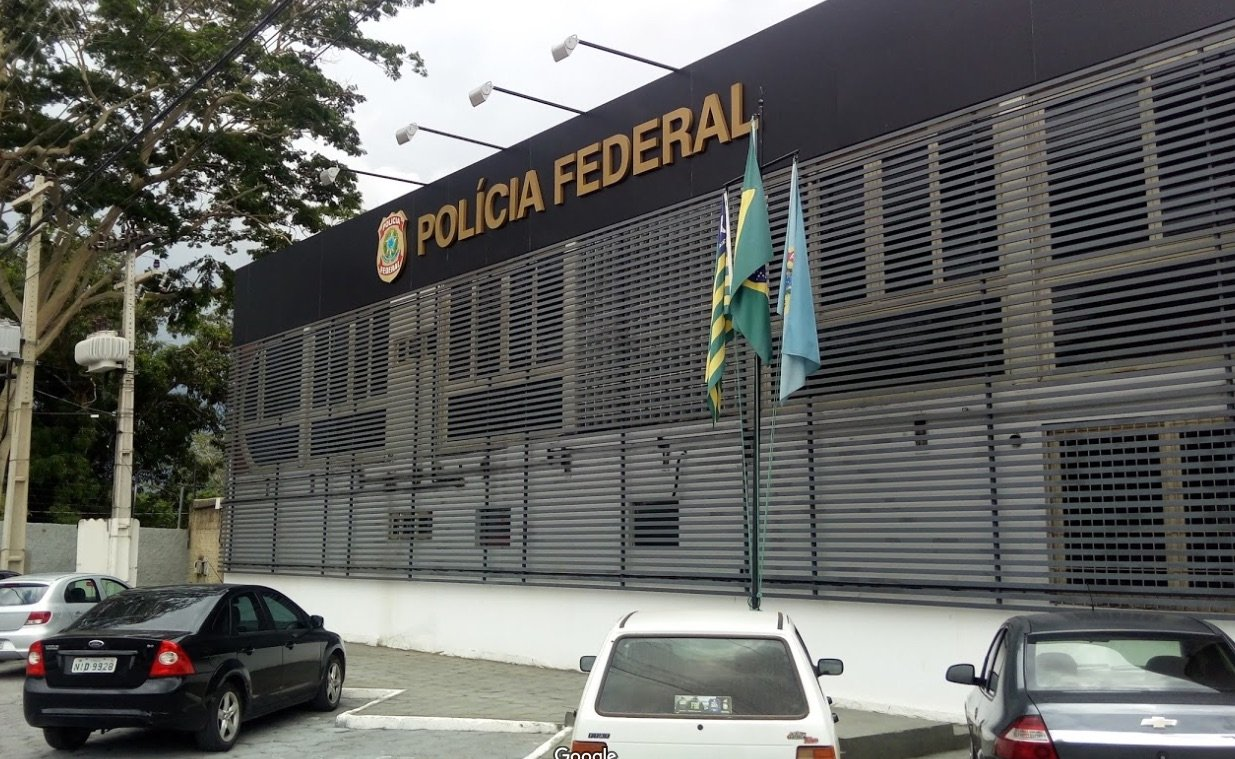 Sede da Polícia Federal em Teresina - Foto: Google