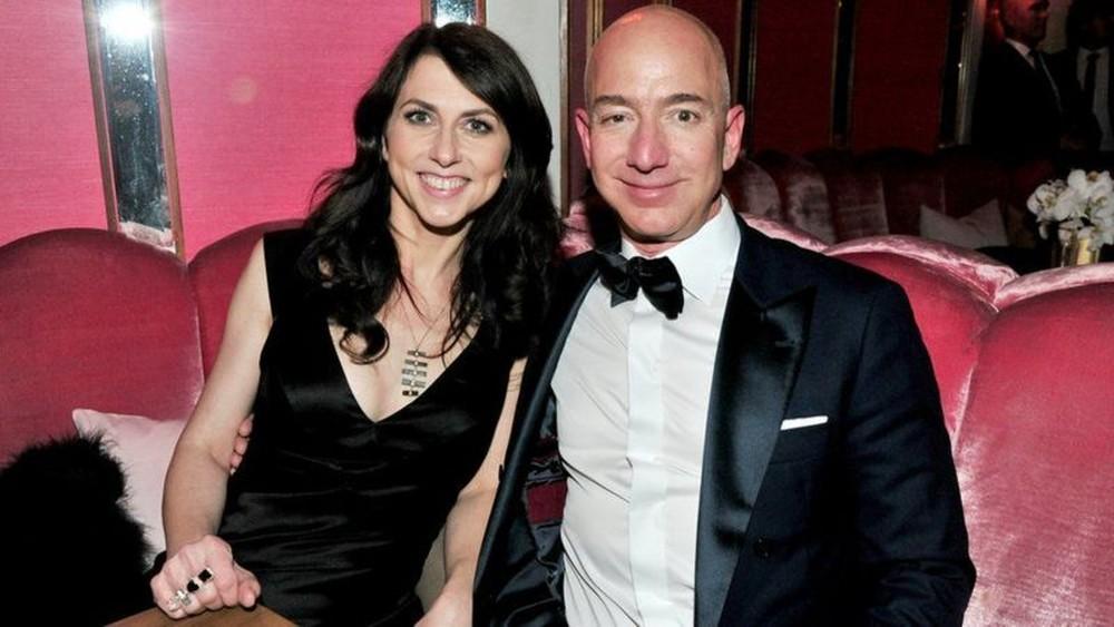 MacKenzie Scott, ex-mulher de homem mais rico do mundo, doa R$ 20 bi  - Imagem 2