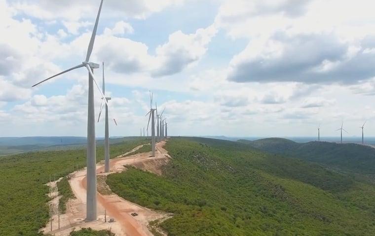 Complexo Eólico de Lagoa do Barro do Piauí