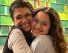 Jornalista Sandra Annenberg chora ao saber que filha estudará nos EUA