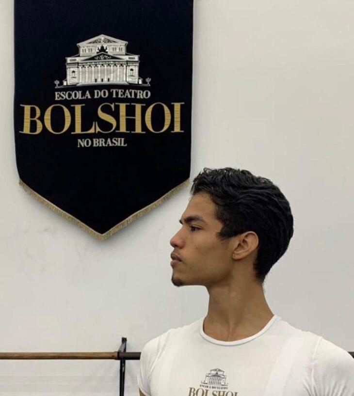 Piauiense irá integrar Companhia Jovem Bolshoi Brasil 2021 - Imagem 1