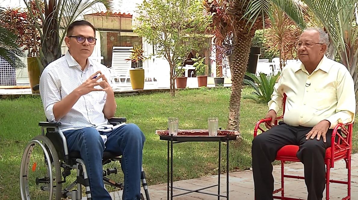 Dr. Pessoa concorrer nas eleições de 2022 ( TV MN)