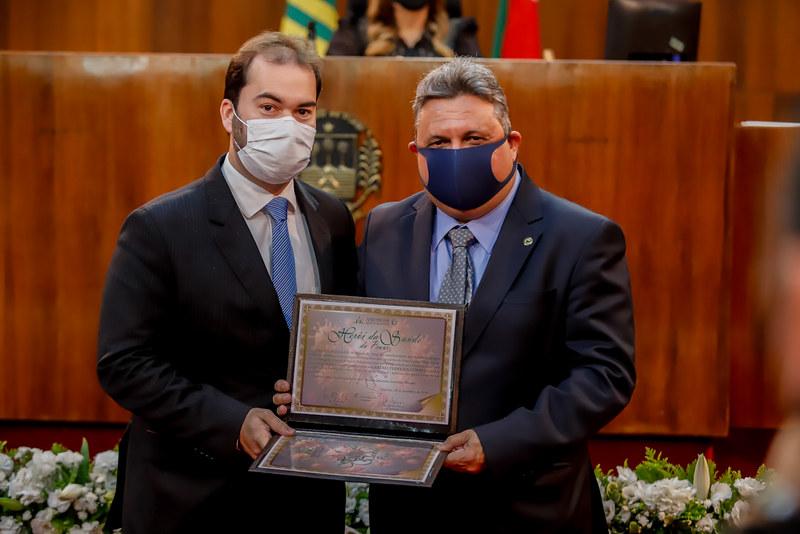 Legenda: Dr. Rafael Correia Lima, diretor do HUP