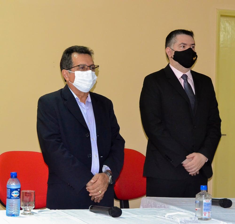 Prefeito eleito Genival Bezerra é diplomado pela Justiça Eleitoral - Imagem 7
