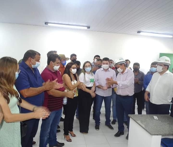 Governador Wellington Dias e equipe do governo visitam Jatobá do Piauí e entregam obras relevantes no município. - Imagem 17