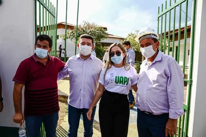 Governador Wellington Dias e equipe do governo visitam Jatobá do Piauí e entregam obras relevantes no município. - Imagem 18