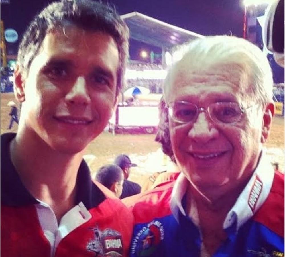 Pai do ator Marcio Garcia morre vítima da Covid-19 - Imagem 1