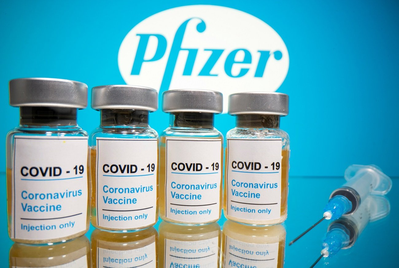 Reino Unido aprovou vacina e vacinação inicia semana que vem - Crédito: Dado Ruvic/Reuters