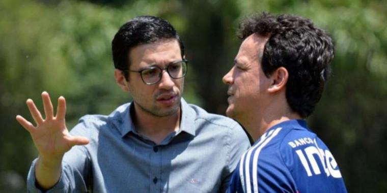 Gerente executivo do São Paulo deixa o clube