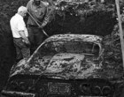 Roubada e enterrada: o mistério da Ferrari Dino GT