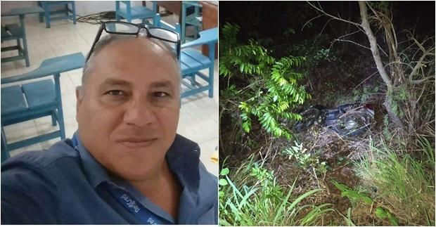 Motorista de prefeitura no Piauí morre em grave acidente na BR-316 - Imagem 1
