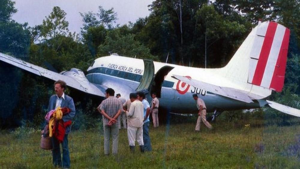 Queda de avião deixou recém-casados entre piranhas e jacarés - Imagem 1
