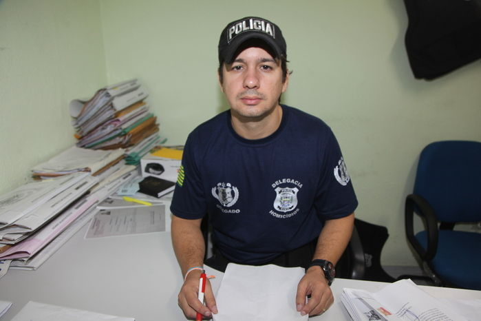 Delegado Samuel Silveira tem alta após ser baleado durante assalto  - Imagem 1